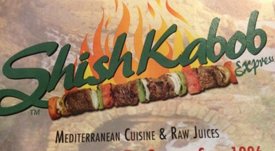 Photo of Falafel Restaurant Shish Kabob Express at 28682 Telegraph Rd, Southfield, MI 48034, United States