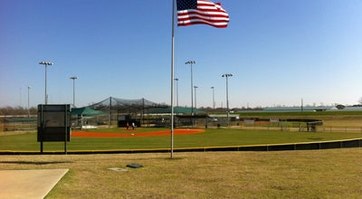 Photo of Baseball Field Sienna Plantation Sports Complex at Missouri City, TX 77459, United States