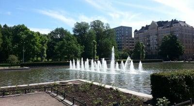 Photo of Park Kaisaniemen puisto / Kajsaniemiparken at Kaisaniemi, Helsinki 00100, Finland
