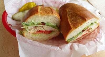 Photo of Sandwich Place Sandwich Odyssey at 2001 Cornwall Ave, Bellingham, WA 98225, United States