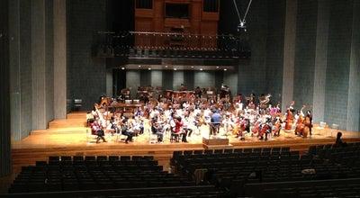 Photo of Concert Hall 福島市音楽堂 at 入江町1-1, 福島市 960-8117, Japan