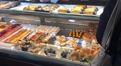 Photo of Bakery Pastisseria Navarro at Plaça Orvepark, 3, Lleida 25005, Spain