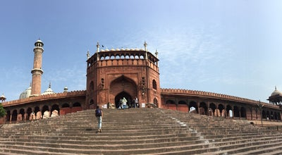 Photo of Mosque Jama Masjid at Saket, New Delhi, India