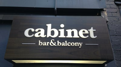 Photo of Bar Cabinet Bar & Balcony at 11 Rainbow Alley, Melbourne, VI 3000, Australia