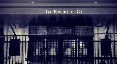 Photo of Rock Club La Flèche d'Or at 102 Bis Rue De Bagnolet, Paris 75020, France