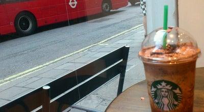 Photo of Coffee Shop Starbucks at 22-23 Princes St, London W1B 2LY, United Kingdom
