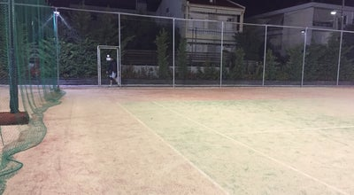 Photo of Tennis Court North Point tennis club at Greece