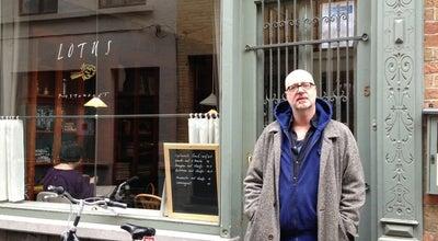 Photo of Vegetarian / Vegan Restaurant Lotus at Wapenmakerstraat 5, Brugge 8000, Belgium