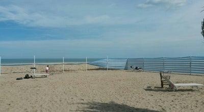 Photo of Beach Spiaggia 73 at Riccione 47838, Italy