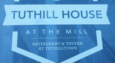 Photo of American Restaurant Tuthillhouse At The Mill at 20 Gristmill Ln, Gardiner, NY 12525, United States