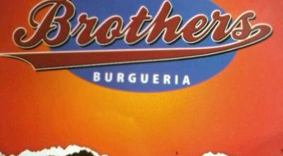 Photo of Burger Joint Burgueria Brothers at R. Dr. Matheus Romeiro, 34, Pindamonhangaba 12400-060, Brazil