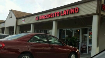 Photo of Latin American Restaurant El Rinconcito Latino Restaurant & Cafeteria at 9979 Sw 142nd Ave, Miami, FL 33186, United States