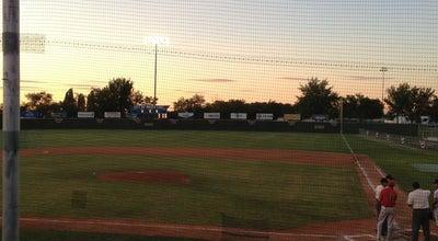 Photo of Baseball Field Larson Playfield at 2501 W Broadway Ave, Moses Lake, WA 98837, United States