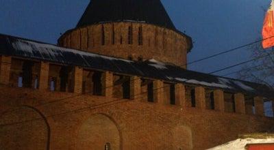 Photo of Monument / Landmark Башня Громовая / Gromovaya Tower at Ул. Октябрьской Революции, Смоленск, Russia