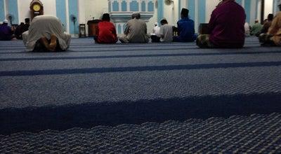 Photo of Mosque Masjid Jamek Dato Bentara Luar at Batu Pahat 83000, Malaysia