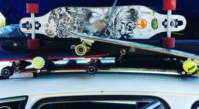 Photo of Skate Park Granite Skate Park at 8200 Ramona Ave, Sacramento, CA 95826, United States