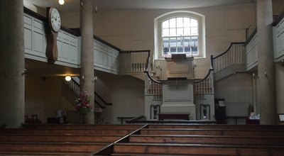Photo of Church The New Room (John Wesley's Chapel) at 36 The Horsefair, Bristol BS1 3JE, United Kingdom
