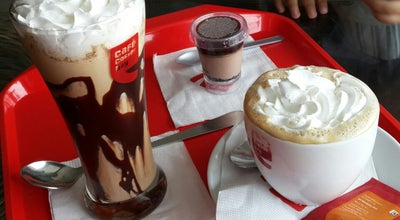 Photo of Coffee Shop Cafe Coffee Day at Poonam Chambers, Nagpur, India