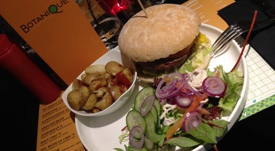 Photo of Burger Joint Botanique at Zuivelmarkt 11, Hasselt 3500, Belgium