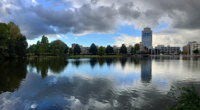 Photo of Lake Grote Dobbe at Markt, Zoetermeer 2711 CP, Netherlands