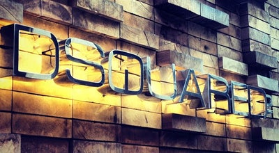 Photo of Boutique Dsquared2 at Milan, Italy
