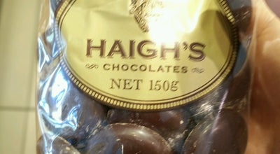 Photo of Chocolate Shop Haigh's Chocolates at 2 Rundle Mall, Adelaide, SA 5000, Australia