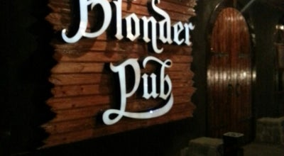 Photo of Restaurant Blonder Pub at 24, Ibraimov St., Bishkek 720031, Kyrgyzstan