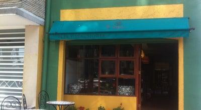 Photo of Tea Room El Templo at Carrera 24 # 39 - 70, Teusaquillo, Bogotá, Bogotá D.C., Colombia