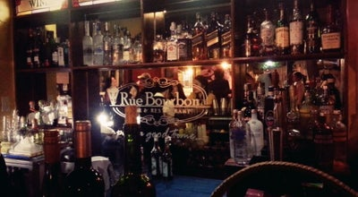 Photo of Cocktail Bar Rue Bourbon at Ground Flr, Aguirre, Makati City 1227, Philippines