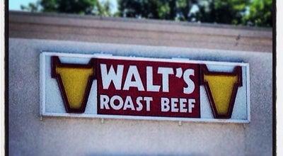 Photo of Sandwich Place Walt's Roast Beef at 1020 Bald Hill Rd, Warwick, RI 02886, United States