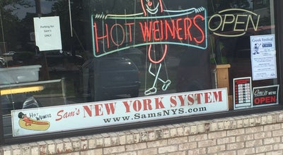 Photo of Diner Sam's New York System at 6 Freeborne St, Warwick, RI 02889, United States
