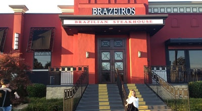 Photo of Churrascaria Brazeiros Brazilian Steakhouse at 6901 Kingston Pike, Knoxville, TN 37919, United States