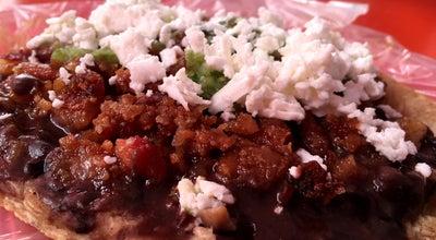 Photo of Taco Place Tacos de Guisado Jairito at Calle Hidalgo, Pachuca de Soto, HGO 42060, Mexico