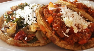 Photo of Mexican Restaurant Los Huaraches de ''La Paz'' at Mexico