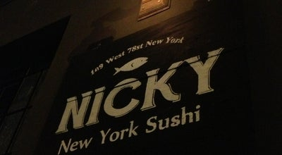 Photo of Sushi Restaurant Nicky New York Sushi at Malabia 1764, Buenos Aires, Argentina