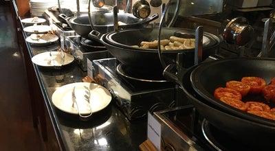 Photo of Breakfast Spot Garden cafe@Marriott Pattaya at Thailand