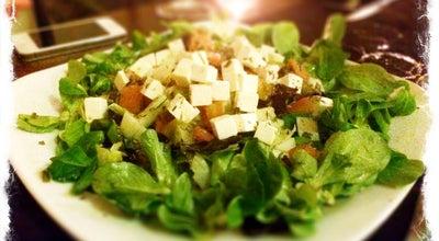 Photo of Vegetarian / Vegan Restaurant La Sella at Calle De Pablo Picasso, 21 Bajo, Cartagena 30240, Spain