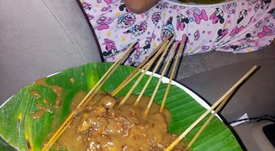 Photo of Fast Food Restaurant Sate Padang Air Mancur at Jl. Jend. Sudirman Bogor, Bogor, Indonesia