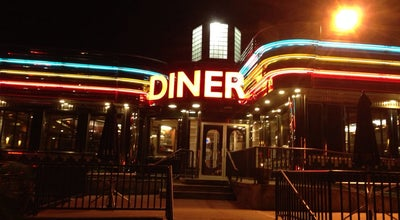 Photo of Diner Palace Diner at 194 Washington St, Poughkeepsie, NY 12601, United States