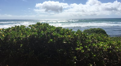Photo of Beach Scenic Overlook at Kapa'a, HI, United States