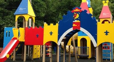Photo of Playground Детская Площадка Водяновой at Песочная Аллея, Moscow, Russia