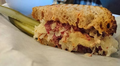 Photo of Sandwich Place Old World Deli at 1228 N State St, Bellingham, WA 98225, United States
