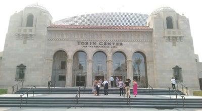Photo of Concert Hall Tobin Center for the Performing Arts at Auditorium Cir., San Antonio, TX 78205, United States