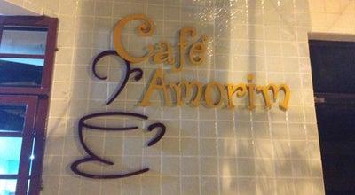 Photo of Coffee Shop Café Amorim at Avenida Mendonça Furtado, Santarém, Brazil