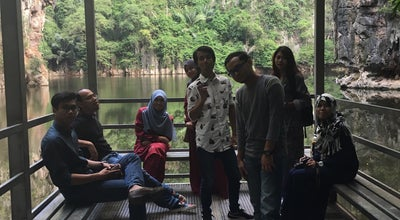 Photo of Lake Tasik Cermin at Malaysia