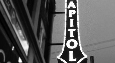 Photo of Tourist Attraction Capitol Theatre at 1390 W 65th St,, Cleveland, OH 44102, United States