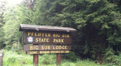Photo of Park Pfeiffer Big Sur State Park at 47225 Pfeiffer Big Sur, Big Sur, CA 93920, United States
