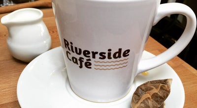 Photo of Cafe The Riverside Brasserie at The Riverside Centre, Lewes BN7 2AD, United Kingdom