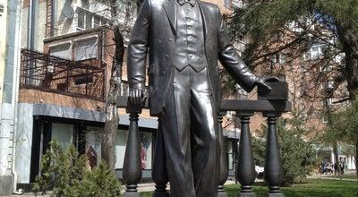 Photo of Monument / Landmark Памятник Чехову А.П. at Ул. Чехова, Ростов-на-Дону, Russia