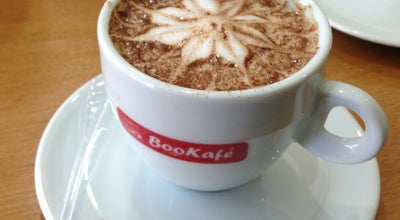 Photo of Coffee Shop BooKafé at R. Ângelo Ongaro, 481, Sumaré 13170-024, Brazil